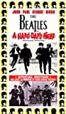 Beatles - A Hard Day's Night [Alemania] [VHS]