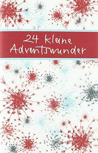 24 kleine Adventswunder (Eschbacher Mini Präsent)