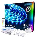 LED Strip RGB 5m LED Licht Streifen SMD 5050 Leds...