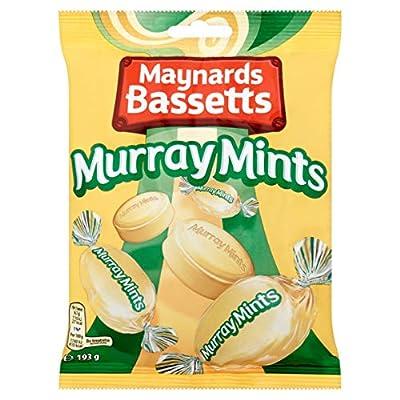 classics maynards bassetts murray mints sweets bag, 2.32 kg - lot of 12 pack of 12 Classics Maynards Bassetts Murray Mints Sweets Bag, 2.32 kg – Lot of 12 Pack of 12 51AG8ds 7zL