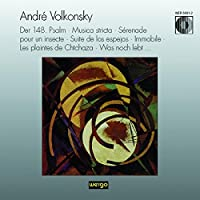 Volkonsky: Der 148/Serenade