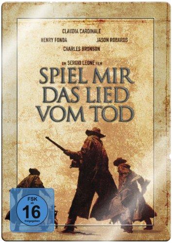 Spiel Mir Das Lied Vom Tod (2 Discs, limited Steelbook Edition)