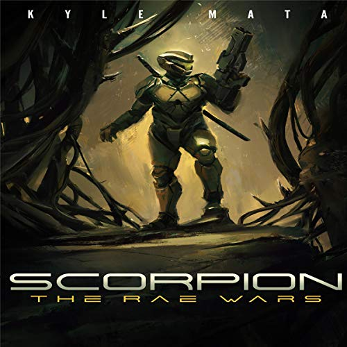 Scorpion: The Rae Wars cover art