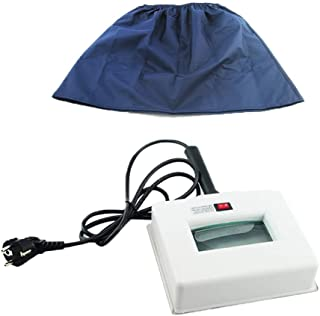 عطر و ادکلن Pevor Skin UV Magnifying Analyst لامپ چوب تست پوست Skin تشخیص زیبایی دستگاه مراقبت از صورت برای خانه و سالن