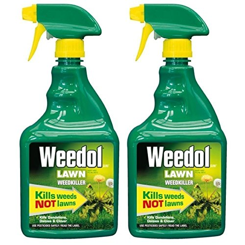 Weedol Ready To Use Lawn Weedkiller