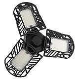 Nologo LFFSXSM Bombilla LED de la lámpara 110V 220V LED deformable de Alta Potencia de la lámpara, usada en sótano del almacén de la fábrica Garaje