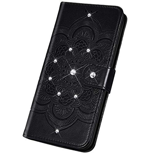 Surakey - Carcasa para Huawei Honor 20, piel sintética, diseño de mandala,...