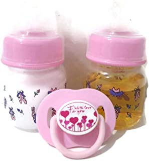 Best reborn bottles and pacifiers Reviews