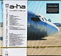 A-HA Minor Earth | Major Sky (Bonus Tracks) 2BSCD Digipack OBI [CD Audio Blu-spec High Fidelity Gold Disc]