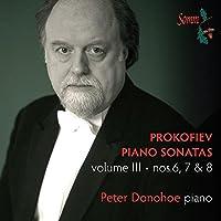 Prokofiev: Sonatas Vol 3