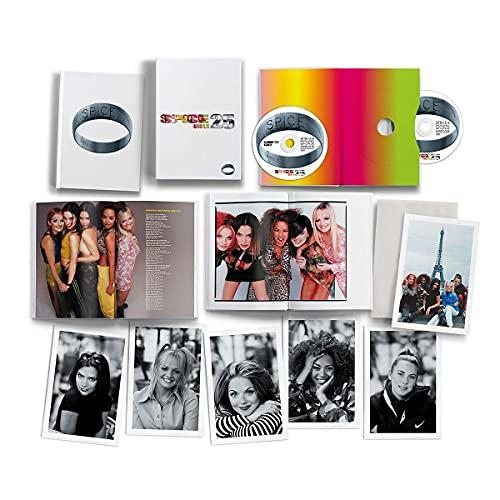 Spice 25th Anniversary [Version 2CD inclus cartes postales - Tirage limité]