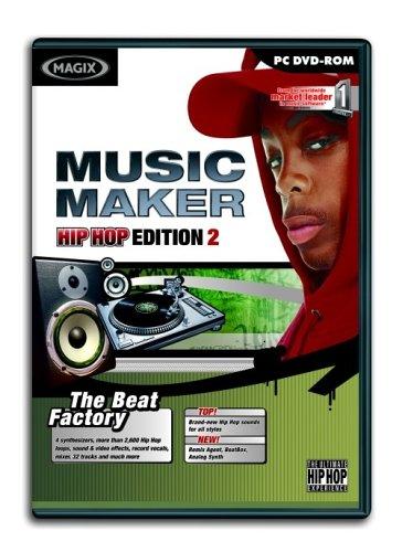 Preisvergleich Produktbild MAGIX Music Maker Hiphop Edition 2