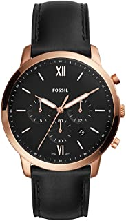 Fossil Casual Watch For Men Analog Leather - FS5381