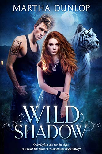Wild Shadow : A Sweet Paranormal Romance by [Martha Dunlop]