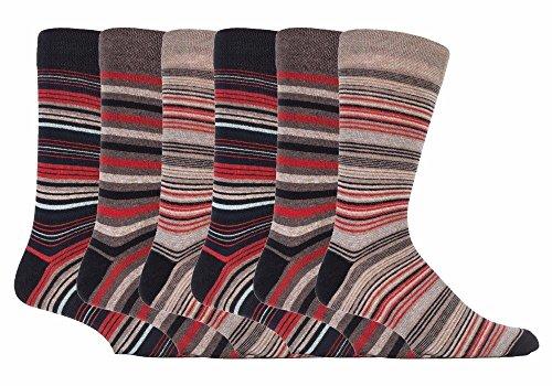 David James Giovanni Cassini Herren Socken mehrfarbig schwarz/grau, mehrfarbig