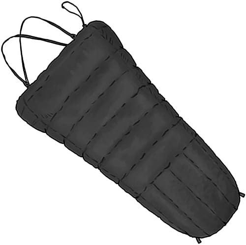JW-DDP Sac de Couchage en Duvet, Canne d'hiver portable à Sangle Simple Sac de Couchage en Plein air pour Camping