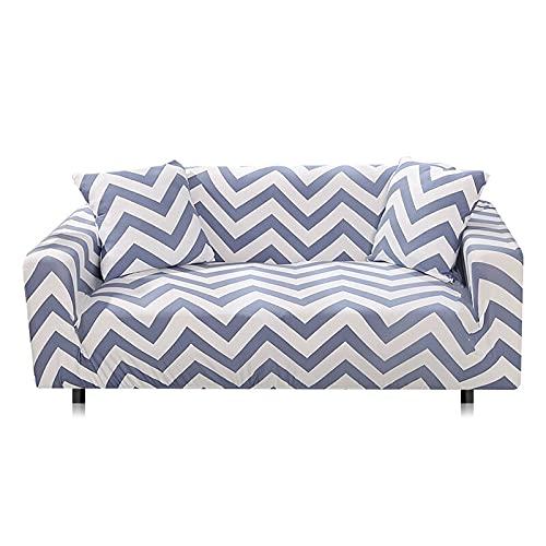WXQY Funda de sofá elástica para Sala de Estar Funda de sofá Universal Funda de sofá combinada para el hogar Funda de sofá elástica Funda de sofá A4 2 plazas