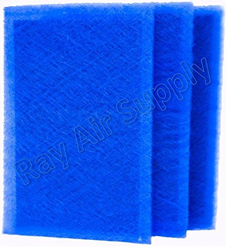 Why Should You Buy RAYAIR SUPPLY 20x40 Dynamic Air Cleaner Replacement Filter Pads 20x40 Refills (3 ...