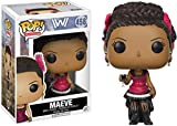 From West world, Maeve, as a stylized POP vinyl from Funk! Stylized collectable stands 3 ¾ inches tall, perfect for any West world fan! Collect and display all West world POP! Vinyl's! Package Dimensions: 9.144 L x 16.256 H x 11.684 W (centimeters)