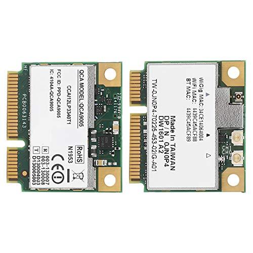 Shipenophy Tarjeta de Red Adaptador de Red Interno Bluetooth 7Gbps Inalámbrico para PC para computadora portátil para computadora para computadora portátil