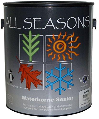 Polyvance All Seasons Waterborne Flexible Bumper Sealer (White)