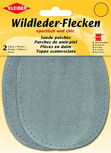 16x10 cm Co.GmbH Wildlederflecken Gross schwarz Kleiber