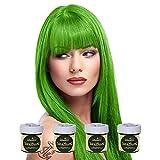La Riche Directions Haartönung 4x 88ml (Spring Green - Grün)