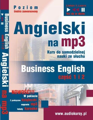 Preisvergleich Produktbild Angielski na mp3 Business English czesc 1 i 2