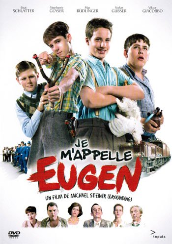 Rascals on the Road ( Mein Name ist Eugen ) ( My Name is Eugen (Je M'Appelle Eugen) ) [ NON-USA FORMAT, PAL, Reg.0 Import - Switzerland ]