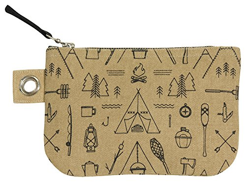 Danica Studio Beasties Large Zip Pouch