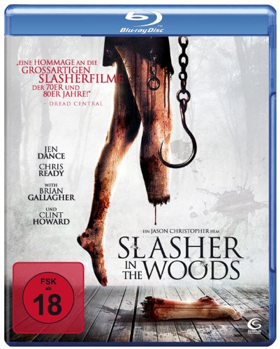 Slasher in the Woods [Blu-ray]