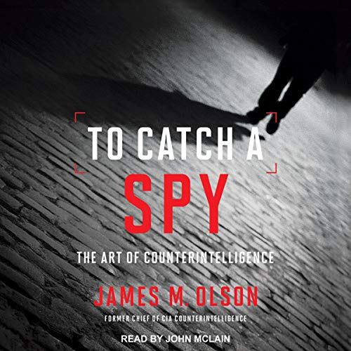 To Catch a Spy  By  cover art