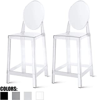 Best acrylic kitchen stools Reviews