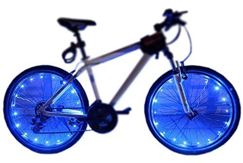 MAGINOVO 2 Pack Led Bike Wheel Light |...