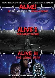Alive Trilogy of Michael Jackson Documentaries