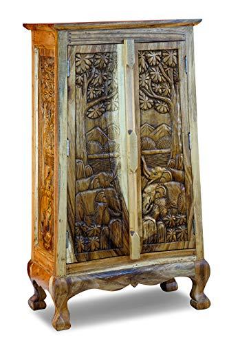 Kinaree Acacia massief houten dressoir/commode Chang I