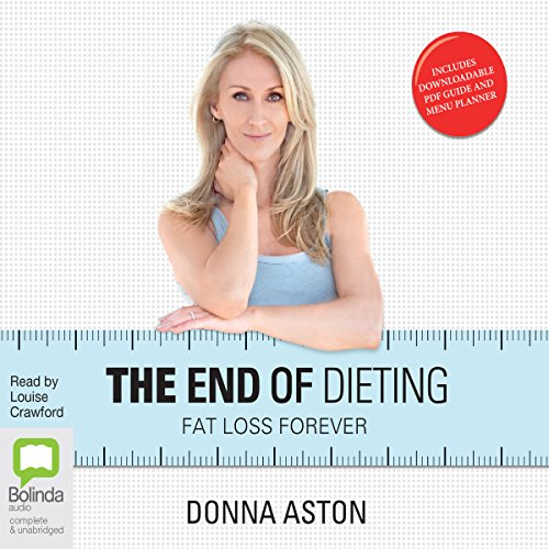 The End of Dieting audiobook cover art