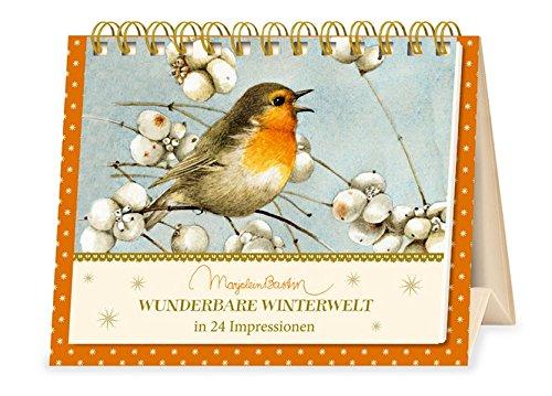 Marjolein Bastin - Wunderbare Winterwelt: In 24 Impressionen