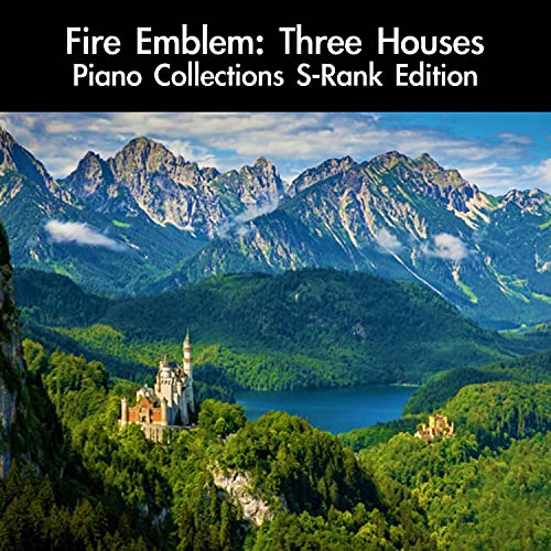 """As Fierce as Fire (From """"Fire Emblem: Three Houses"""") [For Piano Solo]"""