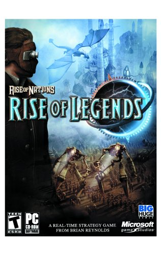 Rise Of Nations: Rise of Legends - PC by Microsoft