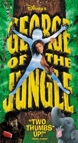 George of the Jungle [VHS]