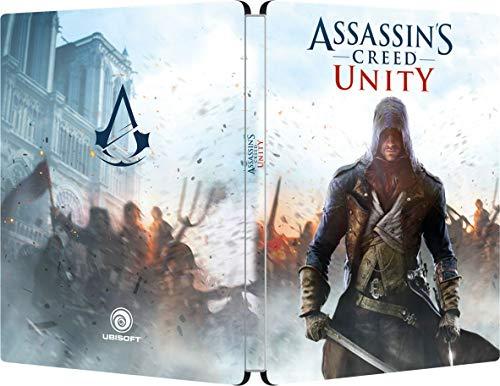 Assassins Creed 5: Unity Steelbook (ohne Spiel)
