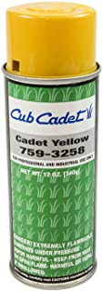 Cub Cadet 759-3258 Paint-Yellow Semi-