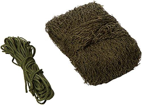 Trixie 44293 Schutznetz, drahtverstärkt, 4 × 3 m, olivgrün