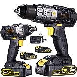 Drill and Impact Driver, 20V Max