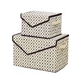 KUOZEN Cajas almacenaje Decorativas Cajas Decorativas