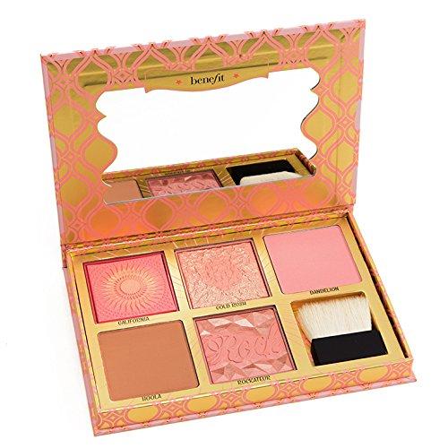 Benefit Cosmetics Blush Bar 'Cheeks on Pointe' Blush & Bronzer Palette (Limited Edition)