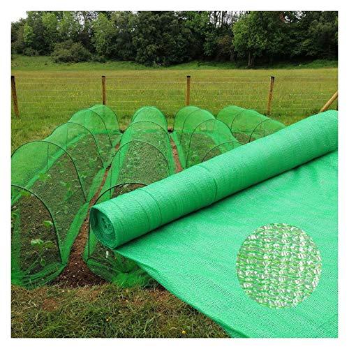 YJFENG Red Verde/para Cercas, Red De La Sombrilla De La Planta, HDPE A Prueba De Polvo Protegido del Sol, para Sitio De Construcción Jardín, Patio (Color : Green 6-Pin, Size : 8x50m)