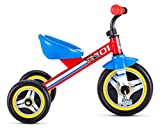 Paw Patrol Kids Trike, For Ages 2-4 Years Old, Chase Blue