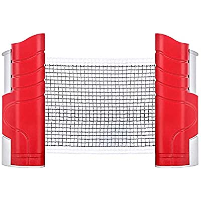 COYAVIC Retractable Ping Pong Net and Post for 18022021120739